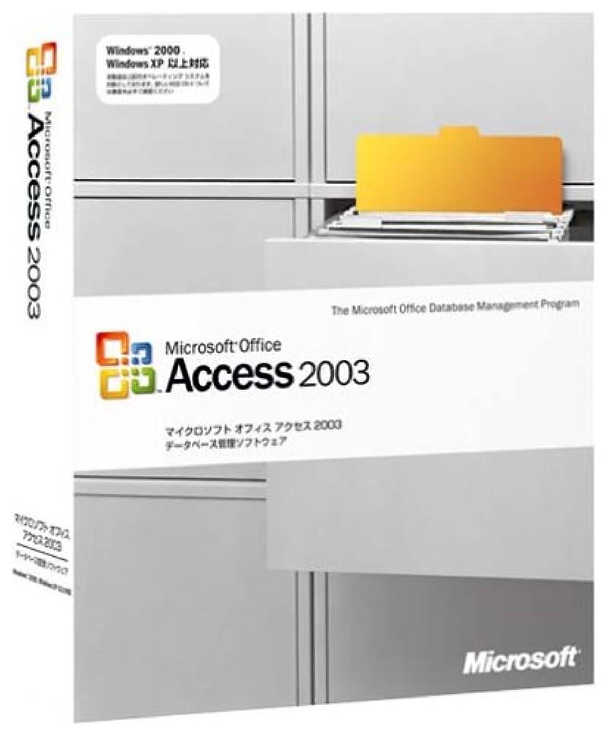 模倣ハンマー巨大【旧商品/サポート終了】Microsoft Office Access 2003