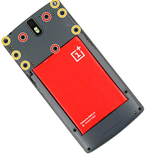 The Black Store OriginaI BLP571 Battery for Oneplus One/Oneplus 1 A0001 {3100mAh} with 3 Months Warranty