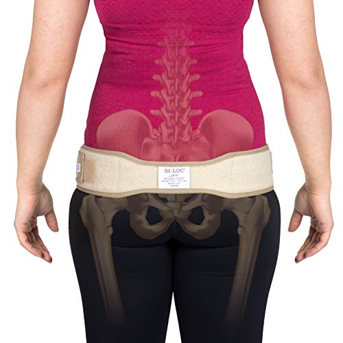OPTP Si-Loc Sacroiliac Support Belt - Small/Medium (670) - Low Back & Pelvic Pain Relief