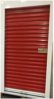 DuroSTEEL JANUS 5'x8' Mini Storage 650 Series Metal Roll-up Door Hardware DiRECT