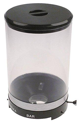 Anfim Kaffeebohnenbehälter für Kaffeemühle Drogheria-Coffee-Shop Höhe 190mm ø 150mm