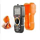 ZGQA-GQA Multímetro de alta precisión de mano Pantalla digital Anti-Burn Condensador eléctrico Multi-Uso Temperatura