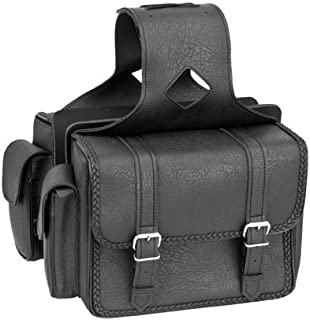 River Road Compact Saddlebags - Braided
