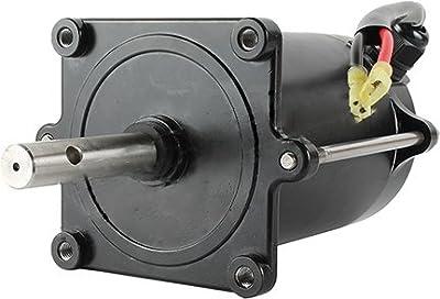 New Salt Spreader Motor Replaces Buyers 3016309