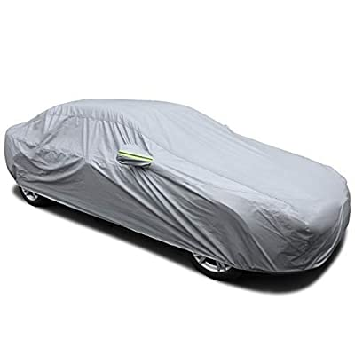 Awindshade Car Cover for Automobiles Waterproof...