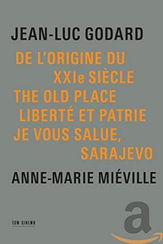 Jean-Luc Godard/ Anne-Marie Mieville - Four Short Films - Book+Dvd