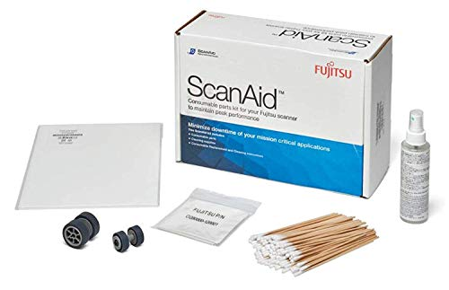 Fantastic Deal! New Fujitsu CG01000-524801 New CG01000524801 SCANAID CLEAN CONS KIT FI 6140 6240 6130 6230