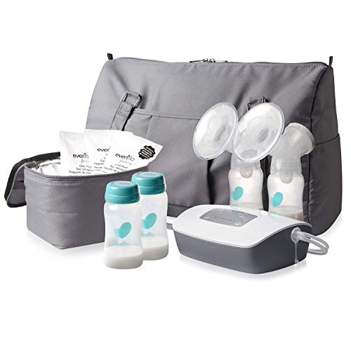 Evenflo Deluxe Advanced Double Electric Breast Pump