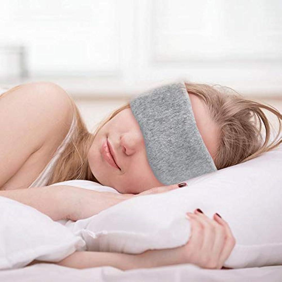 上回るユーモアソーセージNOTE 超ソフトマジックステッカー調節可能なアイシェード睡眠アイマスク旅行睡眠休息エイドアイマスクカバーアイパッチ睡眠マスク