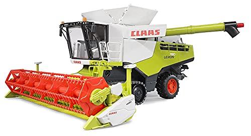 Bruder 02119 - Claas Lexion 780 Terra Trac Mähdrescher