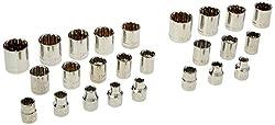 """Craftsman 3/8"""" Socket Set – Best for Spark Plugs"""