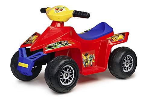 FEBER Quad Racy Toy Story 4 6V, para niños de 18 meses a los 3 años (Famosa 800012182)