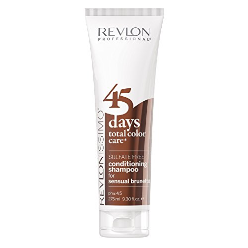 REVLON PROFESSIONAL 45 Days2-in-1 Shampoo & Conditioner , Sensual Brunettes , 1er Pack (1 x 275 ml)