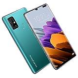 Desbloquear teléfono móvil 3G Teléfono inteligente barato Pantalla Super HD + AMOLED de 6.89 pulgadas 2GB / 32GB ROM Android 10.0 5000 mAh Tarjeta SIM dual Desbloqueo de identificación facial