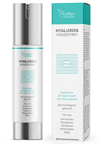 colibri cosmetics HYALURON Antifaltencreme