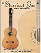 Classical Gas -- The Music of Mason Williams: Guitar Tab, Book & CD (Mixed media product) - Common