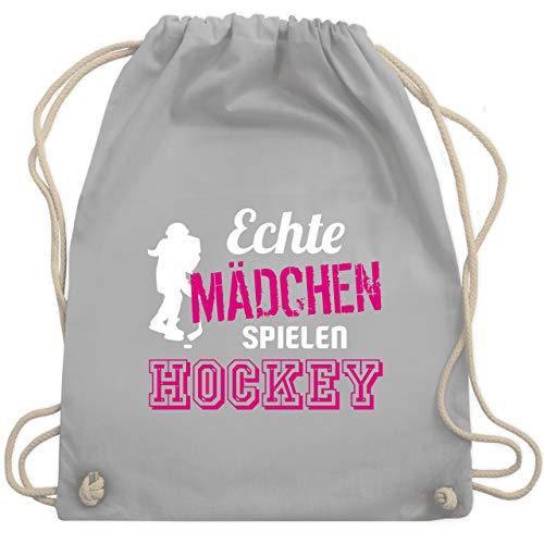 Shirtracer Eishockey - Echte Mäd...