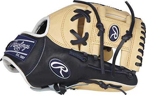 Rawlings Herren PROSNP4-2CN 11 1/2 I/CV Baseball-Handschuh, Navy
