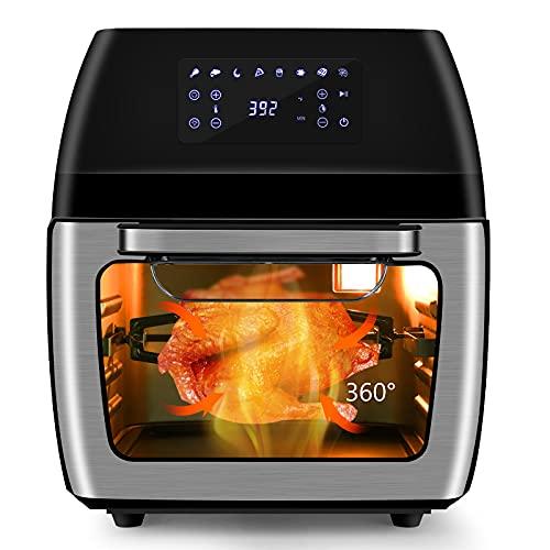 KitCook Large Air Fryer, 12.7 Quart Air Fryer Oven