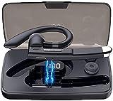 Auriculares inalámbricos CVC8 0 Cancelación de ruido Auriculares Bluetooth con estuche de carga inalámbrica V5 0 Auriculares de Bluetooth de manos libres para un controlador de camionero con telé