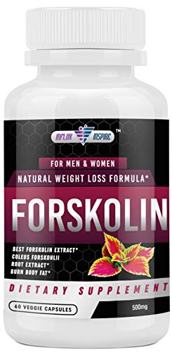 Forskolin Extract - 500mg Supplement review