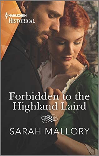 Forbidden to the Highland Laird A Historical Romance Award Winning Author Lairds of Ardvarrick product image