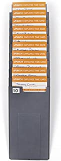 uPunch HNTCR10 Time Card Rack