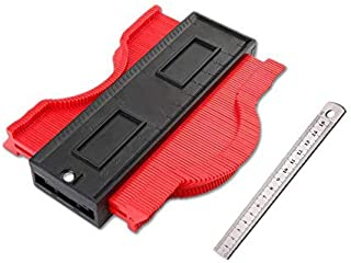 Contour Gauge 5-inch Widen Contour Gauge Duplicator Precisely Copy Irregular Shapes Irregular Shape Measuring for Corners ...