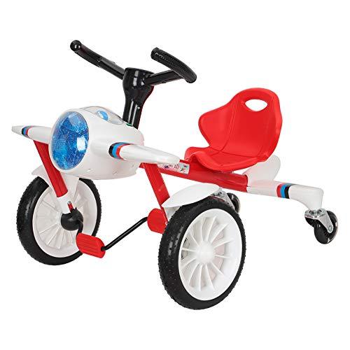 Pedal Go Kart,Swing Car Go Kart Per I Bambini,Pedalata A 4 Ruote Su Giocattolo Con Sedile Regolabile Per Ragazze-A
