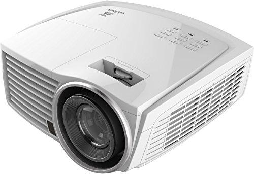 vivitek H1186-WT Full HD Heimkino-Projektor (Kontrast 15.000:1, 2000 ANSI-Lumen, 3D, VGA, HDMI, USB Power) weiß