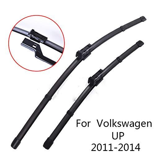 LILIGUAN ruitenwisser, voor Volkswagen UP 2011 2012 2013 2014, auto voorruit ruitenwissers
