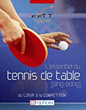 Livres L'essentiel du tennis de Table PDF