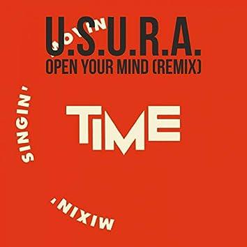 Open Your Mind (Remix)