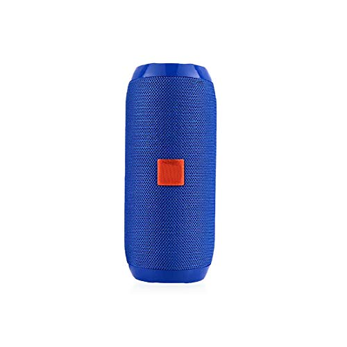 Portable Bluetooth Speaker, USB Powered Speaker Creative Water Cup, Wireless Stereo Pairing, Small and Compact, Portable Mini Sound Support TF Card/AUX(Blue)