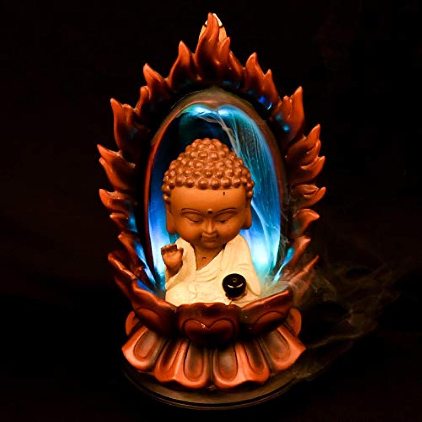 殺す昇進フォーラムPHILOGOD 樹脂逆流香 パーソナリティスタイリング仏壇用香炉/香立て お香 ホルダー ホームデコレーション