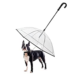 K L Dog Umbrella with Leash