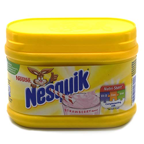 Nestle Nesquik Strawberry Flavour 300g