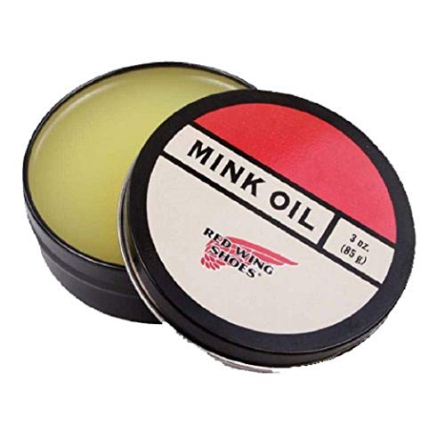 Red Wing Men's Mink Oil Leather Accessories 100ml Neutral