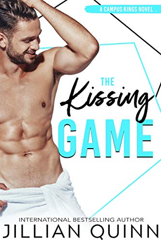 The Kissing Game (Campus Kings Book 2) (English Edition)