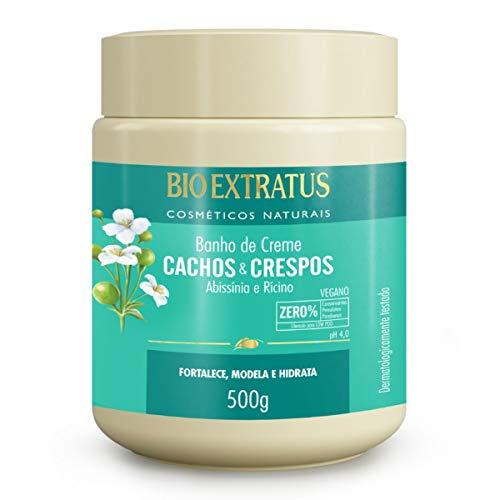 Bio Extratus - Linha Cachos e Crespos - Banho de Creme 500 Gr - (Bio Extratus - Wavy And Curly Collection - Cream Bath Net Net 17.64 Oz) - Haarpflege
