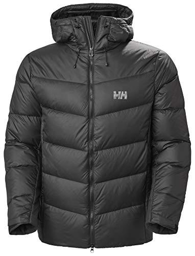 Helly Hansen Herren Daunenjacke Verglas Icefall Down Jacket, Black, S, 63002