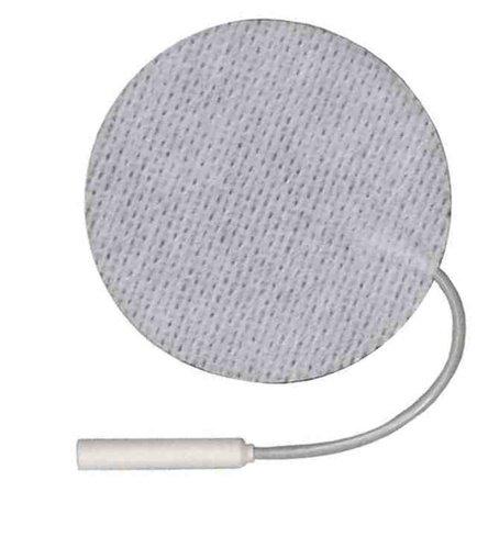 "2"" (5.1cm) Round Diameter, 4/Package (5 Packs = 20 Electrodes)"
