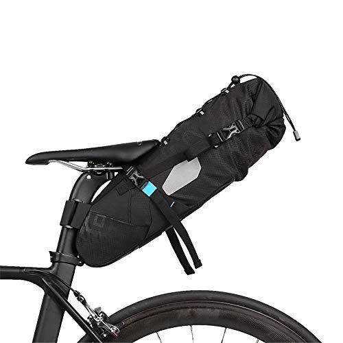 LERDBT Bolsas para Cuadros de Bicicleta Impermeable Grande 3-7Litre Estilo de Embalaje...