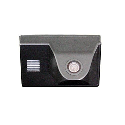 Greatek Caméra de Recul Voiture en Couleur Kit Caméra vue arrière de voiture Imperméable IP67 avec large Vision Nocturne pour Land Cruiser