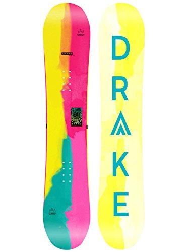 Freestyle Drake Charm 151 2017 Snowboard pour femme uni uni