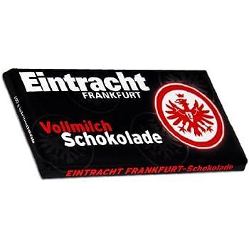Schokoladenosterhase deines Bundesliga Lieblingsvereins RB Leipzig Osterhase plus Aufkleber Wir lieben Fussball