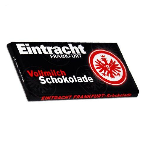 Schokolade Teamschokolade Eintracht Frankfurt