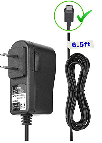 EPtech (6.5Ft Extra Long) AC Adapter Charger Cord for MOTOROLA Motorola MBP36S MBP36S/2 MBP36S/3 MBP36S/4 Video Baby Monitor MBP36S wireless baby monitor (Only for Parent Monitor, Not for Baby Camera)