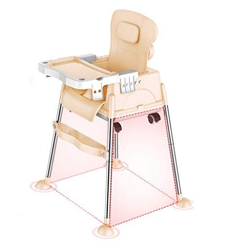 Chaises hautes, sièges et Accessoires Chaise de Salle à Manger pour bébé Dinette pour Enfants Petit-déjeuner déjeuner siège de dîner Chaise pour bébé Chaise pour Enfant rétractable Chaise pour Enfant