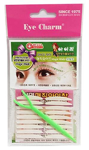 Eye Charm Magic Wide - Double Sided Eyelid Tape by Eye Charm